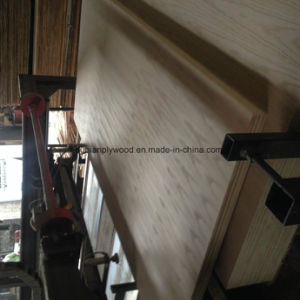 5.2mm Decorative Red Oak Plywood Fancy Veneer Plywood for USA Market pictures & photos