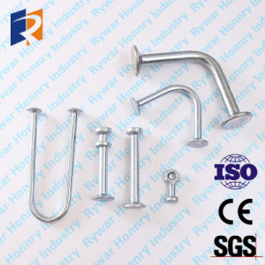 Construction Hardware Precast Concrete Steel Lifting Anchor