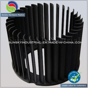 Plastic Moulding Plastic Part Blower Fan Wheel (PL18017) pictures & photos