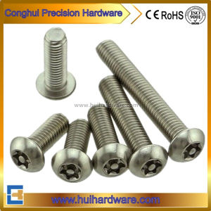 Torx Socket Button Head Safety Screws Security Screws pictures & photos