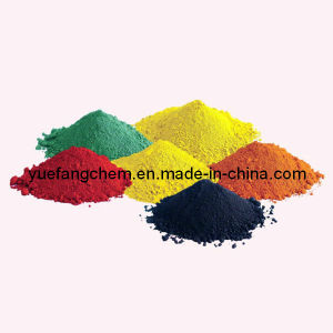 Iron Oxide Red Pigment for Mosaic Use pictures & photos