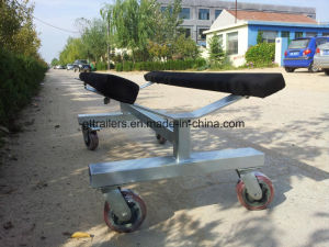 Hot DIP Galvanized Boat Dolly pictures & photos
