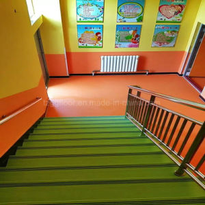 PVC Stairs Plastic Vinyl Flooring pictures & photos