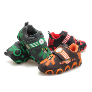 Meme Pig Children′s Shoes, Comfortable Recreational Style, Better Protection to The Child