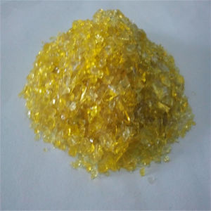 Yellow Glass Sand, Crystal Glass for Architectural Glass pictures & photos