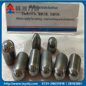 Cemented Carbide Buttons for Mine and Oil Fields
