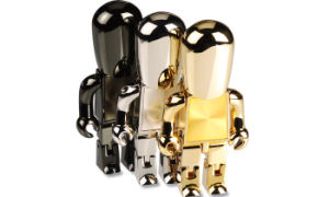 Robot Plastic USB Flash Drive