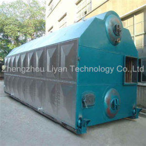 8ton Steam Output Horizontal Wood Pellet Biomass Boiler pictures & photos