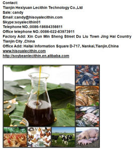 Feed Additives Oil Soluble Lecithin Soy Liquid for Feed Grade