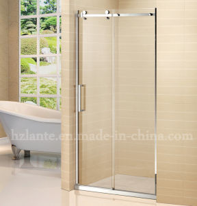 Hot CE Aprroved Stainless Steel Bathroom Shower Screen (LTS-023) pictures & photos