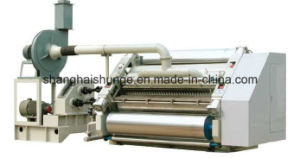 Fingerless Type Single Facer/Corrugated Cardboard Making Machine
