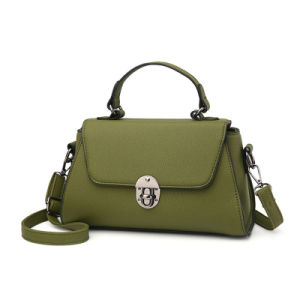Por Western Style Pu Leather Women Shoulder Bags Las Handbags