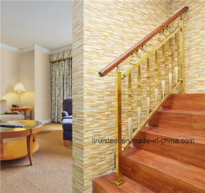 Stainless Steel Handrail Pipe for Decorative pictures & photos