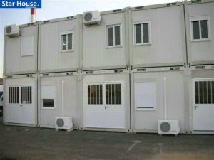 Mobile Building for Labor Camp/Hotel/Office/Accommodation/Toilet/Apartment pictures & photos