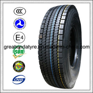 E-MARK Certificate Heavy Radial Truck and Bus Tyre (315/80R22.5) pictures & photos