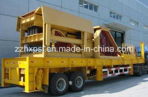 Ce Cetificated Mobile Crusher for Building pictures & photos