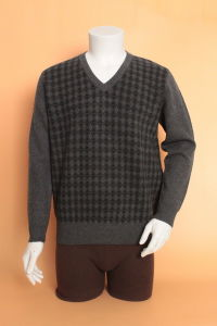 Yak Wool Pullover Garment/Cashmere Clothing/Knitwear/Fabric/Wool Textile pictures & photos