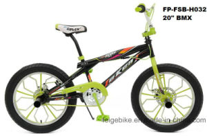 2015 New Disc Brake Freestyle Bicycle with O. P. C Wheel (FP-FSB-H032) pictures & photos