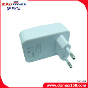 Mobile Phone Gadget 2 USB Micro Quick Charger 3.0 mAh pictures & photos