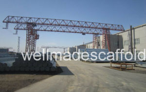 Gi Stk500 Steel Pipe|Galvanized Construction Scaffolding Tubes pictures & photos