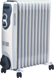 Oil Heater/Oil Filled Radiator with Timer/Fan CE/RoHS/CB