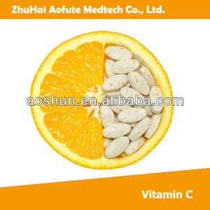 Hot Sale Vitamin C Tablet pictures & photos