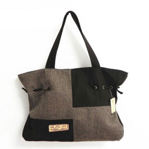 All Season Flax Material Ladies Tote Bag