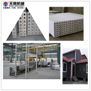 Gypsum Wall Board Making Machine/Wallboard Production Line pictures & photos