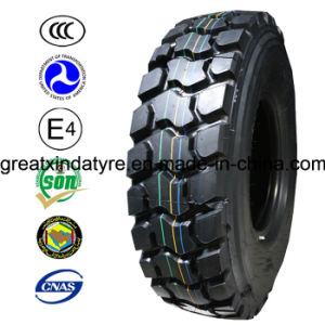 Mining Truck Tyre, Heavy Duty Radial Tyre (1200R20) pictures & photos