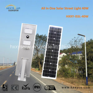 New China Products Module Design IP65 Stand Alone Solar Street Light Solar Pedstrian Street Light pictures & photos