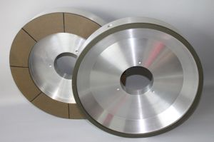 Resin Bond CBN Wheels for Double-Disc Surface Grinding pictures & photos