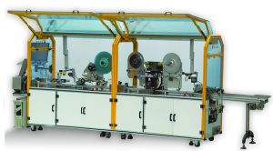 Card Surface Inkjet, Inspect&Covering System/ Card Surface Perso