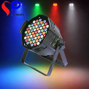 Stage Effect 55*3W RGBWA LED PAR Light for Wedding Equipment