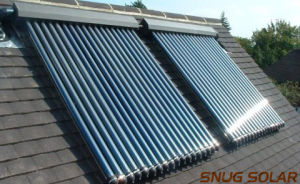 Split Pressurized Solar Collector China Factory pictures & photos