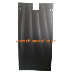 Aluminum Solar Panel (Single side inflated panel) Belgium Type