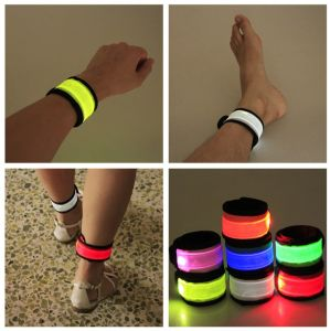 Outdoor Luminous LED Wrist Bands pictures & photos