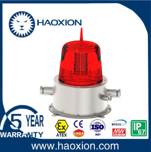 Explosion Proof Anti-Corrosive Aviation Obstruction Light