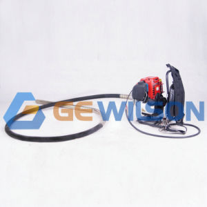 Backpack Concrete Vibrator with Chinese Engine pictures & photos
