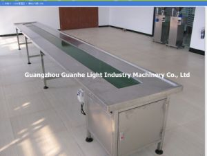 Top-Quality SUS304 Conveying Packaging Platform for Labor Online Cartoning pictures & photos