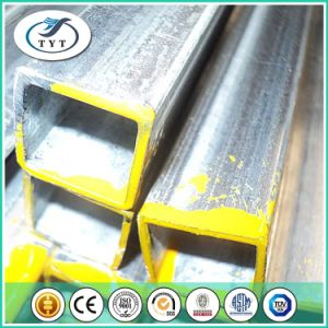 Gi Iron Hollow Section Steel Pipe/ERW Pipe pictures & photos