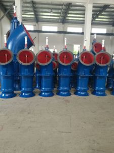 High Efficiency Heavy Flow Vertical Axial Flow Irrigation Water Pump