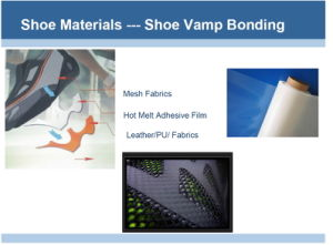 Hot Melt Adhesive Films for Seamless Shoe