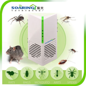 Electronic Ultrasonic Pest Repeller for Driving Rodent Away/Pest Control (ZT09051) pictures & photos