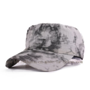 6252b92f761 China Custom Popular Fashionable Washed Cotton Army Military Hats ...