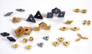 High Quality Tungsten Carbide Indexable Cutting Inserts pictures & photos