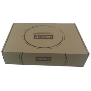 Customized Wholesale Carton Packaging Box with High Quality