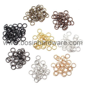 Stainless Steel Double Loop Split Rings pictures & photos