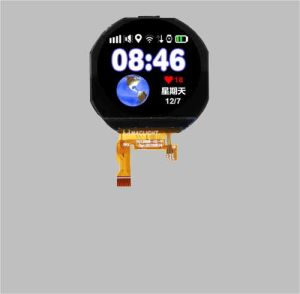 1 22′′ Round IPS TFT LCD Module Round TFT LCD Screen