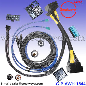 Wondrous China Bmw 740L Car Radio Replacement 40 Pin Connector Stereo Wire Wiring Cloud Oideiuggs Outletorg