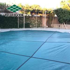 Mesh Safety Pool Covers, Winter Pool Covers -Swimming Pool Covers